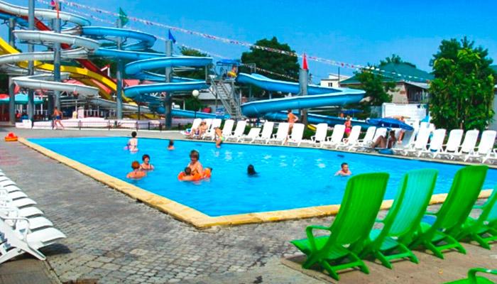 Аквапарк «Черномор»